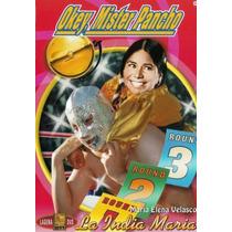 Dvd Comedia Mexicano La India Maria Ok Mister Pancho Tampico