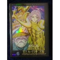 Saint Seiya The Hades Sanctuary Chapter Ova 6 (con Dvd)