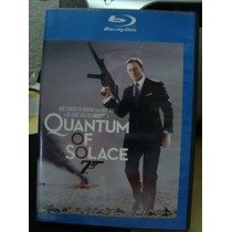 007 James Bond Quantum Of Solace Blu-ray Seminueva