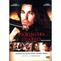 Dvd Violinista Del Diablo ( The Devil´s Violinist ) 2013 - B