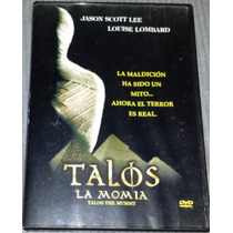 Dvd Talos La Momia Jason Scott Lee Louise Lombard