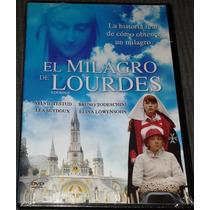 Dvd El Milagro De Lourdes Con Sylvie Testud Y Leá Seydoux