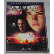 Final Fantasy. El Espiritu En Nosotros. Pelicula