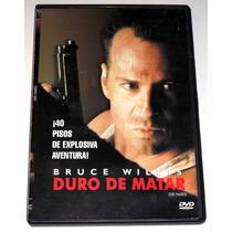 Dvd Duro De Matar (1988) Bruce Willis