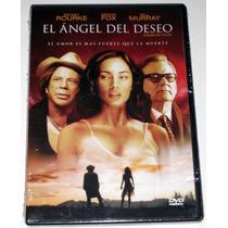 Dvd: El Ángel Del Deseo (2010) Mickey Rourke, Megan Fox,