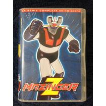 Mazinger Z: La Serie Completa (incluye Un Dvd De Soul Eater)