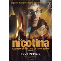 Nicotina, Pelicula, Dvd Original