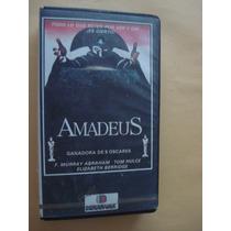 Pelicula Amadeus En V.h.s. Original