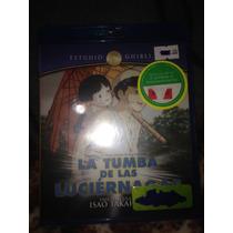 Bluray La Tumba De Las Liciernagas