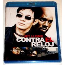Contra El Reloj (2003) En Blu-ray!!! Jet Li, Dmx!! Au1