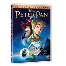 Peter Pan En Disney Dvd Super Precio