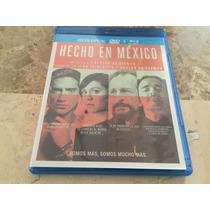 Bluray: Hecho En México - Edición Especial Combo Brydvd