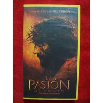 Peliculas Vhs, La Pasión De Cristo, Mel Gibson, Original