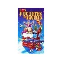 Los Juguetes De Navidad.vhs.original.en Español Latino Ojo!!