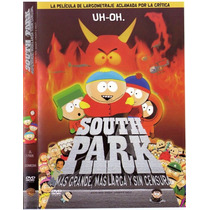 Dvd South Park Película Mas Grande Mas Larga Y Sin Censura