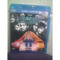Blu Ray + Dvd Combo Rapido Y Furioso 2 Acción