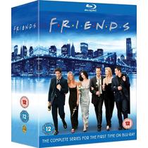 Friends La Serie Completa En Blu-ray Edición 2014 Remaster