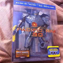 Bluray 3d Titanes Del Pacifico 4 Disc Edicion Limitada