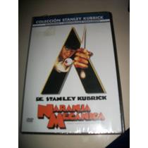 Dvd La Naranja Mecánica (clockwork Orange) 1971 Kubrick