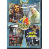 Coleccion Peliculas Clasicas Religiosas En Dvd.