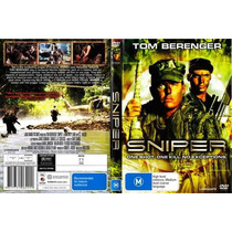 Dvd Francotirador Sniper 1 Tom Berenger Billy Zane Walsh 93