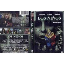 Dvd Terror. Los Niños (the Children)