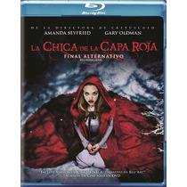 Blu Ray, La Chica De La Capa Roja
