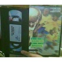 Los Gigantes Del Brasil.brazil Giants.futbol.vhs En Español!
