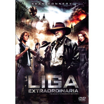 Dvd La Liga Extraordinaria ( The League Of Extraordinary Gen