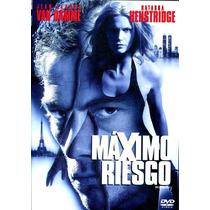 Dvd Maximo Riesgo ( Maximum Risk ) 1996 - Ringo Lam