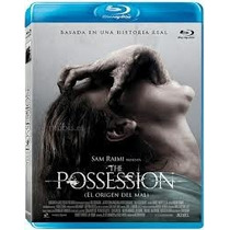 Blu Ray Posesion Satanica The Possession El Conjuro Diablo