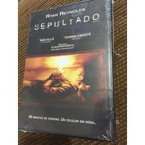 Sepultado Ryan Reynolds - Buried Dvd Nuevo