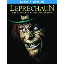 Leprechaun , La Coleccion Completa De Peliculas Blu-ray + Hd