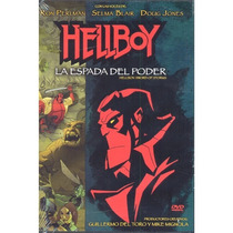 Hellboy La Espada Del Poder (sword Of Storms) Animación