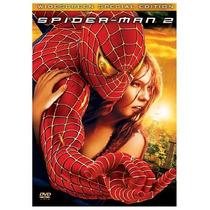 Dvd Doble El Hombre Araña 2 Spiderman Edicion Especial Full
