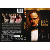 Dvds El Padrino The Godfather I Ii Iii 1 2 Y 3 Marlon Brando