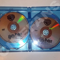:: Harry Potter 7 Parte1 Y 2 (final Completo) Dvd