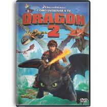 Como Entrenar A Tu Dragon 2 , Pelicula En Formato Dvd