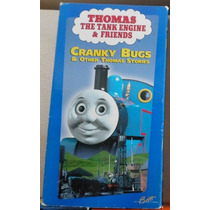 Thomas The Tank Engine & Friends Cranky Bugs Vhs Amerciano
