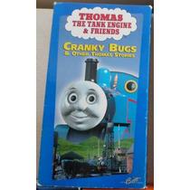 Thomas The Tank Engine & Friends Cranky Bugs Vhs Amerciano