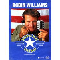 Dvd Buenos Dias Vietnam ( Good Morning Vietnam ) 1987 - Barr