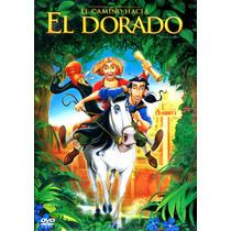 Dvd Camino Hacia El Dorado ( The Road To The Dorado ) 2000