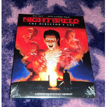 Nightbreed - La Raza Infernal - Bluray Directors Cut Clasico
