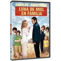 Dvd Luna De Miel En Familia : Adam Sandler