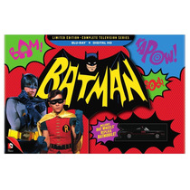 Batman , La Coleccion Completa Series De Tv Blu-ray + Dig Hd