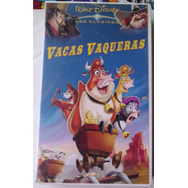 Vacas Vaqueras Home On The Range Vhs Hablada En Español Bvf