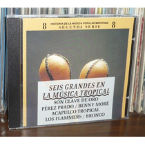 P Prado Acapulco Tropical Cd 6 Grandes En La Musica Tropical