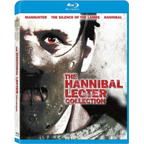 The Hannibal Lecter Collection Peliculas En Blu-ray