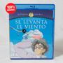 Studio Ghibli Se Levanta El Viento Blu-ray Región A