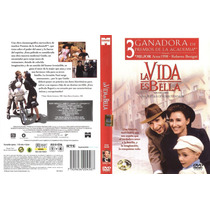 Dvd La Vida Es Bella Life Is Beautiful Ganadora 3 Oscar Nazi